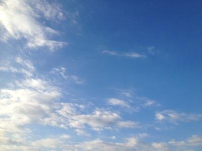 2012/10/12 の空