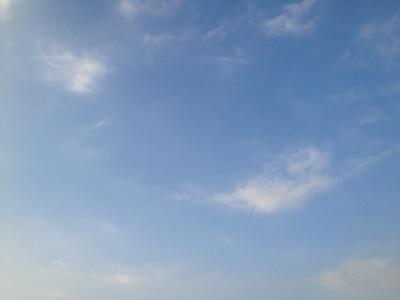 2012/10/16 の空