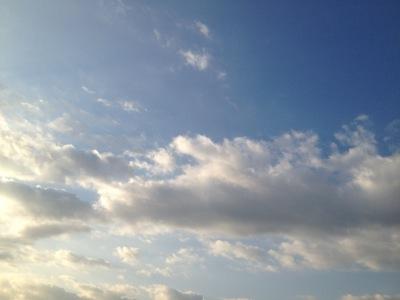 2012/10/30 - 2012/11/01 の空