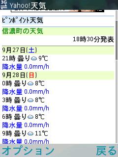 8℃かよ!ヽ(`Д´*)ノ